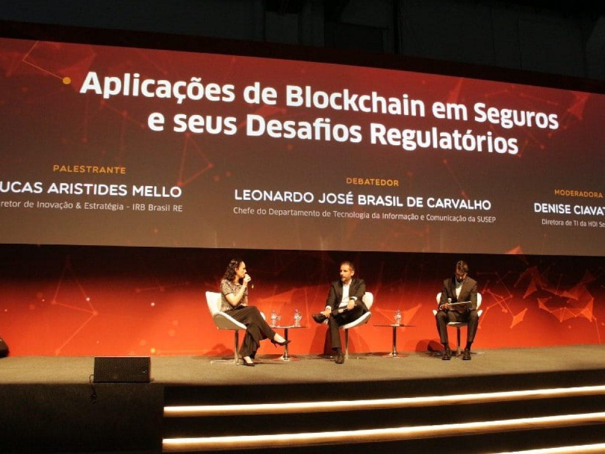 Setor de seguros flerta com blockchain