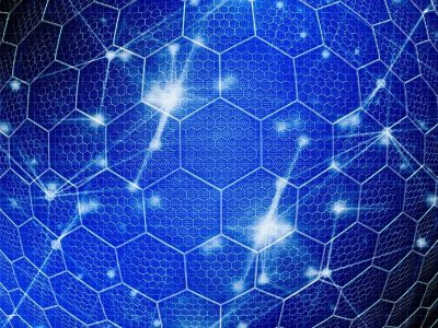 O que faz uma rede blockchain ser híbrida