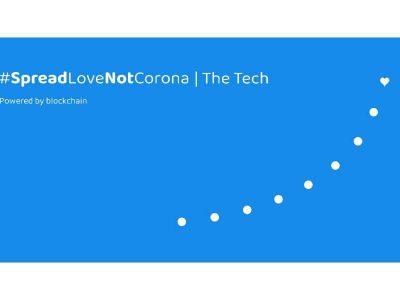 Brasileiros e europeus criam app #SpreadLoveNotCorona, que usa blockchain para arrecadar doações