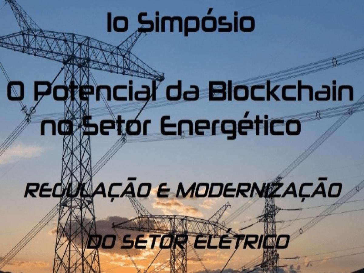 MCTI participará do último painel do simpósio sobre blockchain em energia