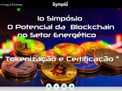 """Inscrições abertas do painel """"Tokenização e Certificação"""" do simpósio de blokchain em energia"""