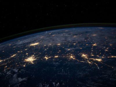 Bitcoin tem sua primeira transação extraterrestre feita por meio da estação espacial internacional