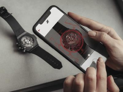 Relógios Hublot passam a ter garantia e autenticidade  registradas na blockchain AURA