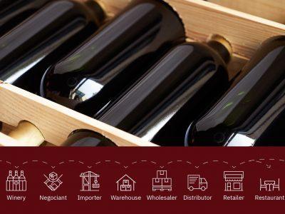 """eProvenance lança solução para monitorar toda a """"caótica"""" cadeia de suprimentos de vinhos"""