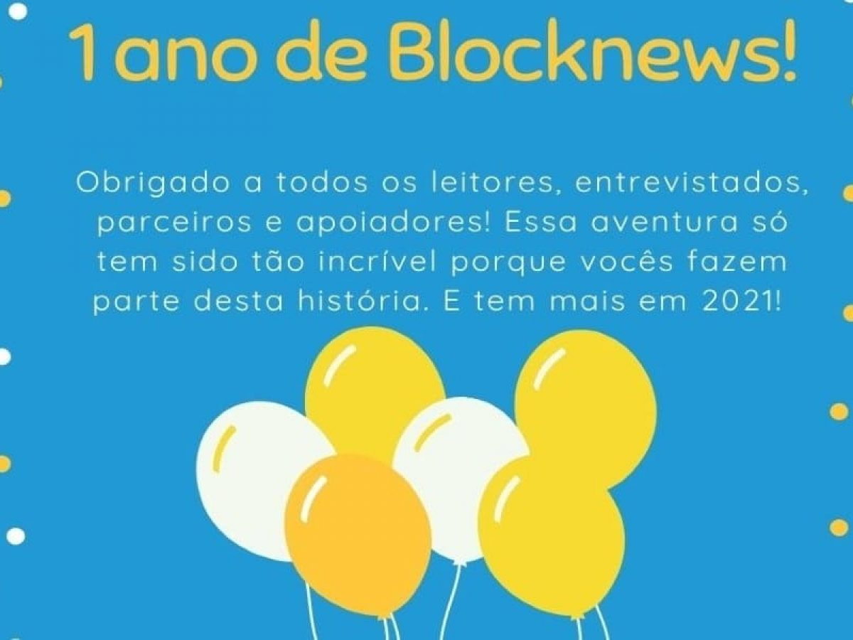 Blocknews faz um ano e especialistas falam o que esperam em blockchain e criptos neste ano de 2021