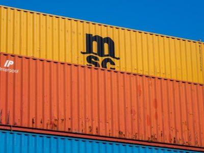 MSC vai usar blockchain no transporte marítimo global de cargas