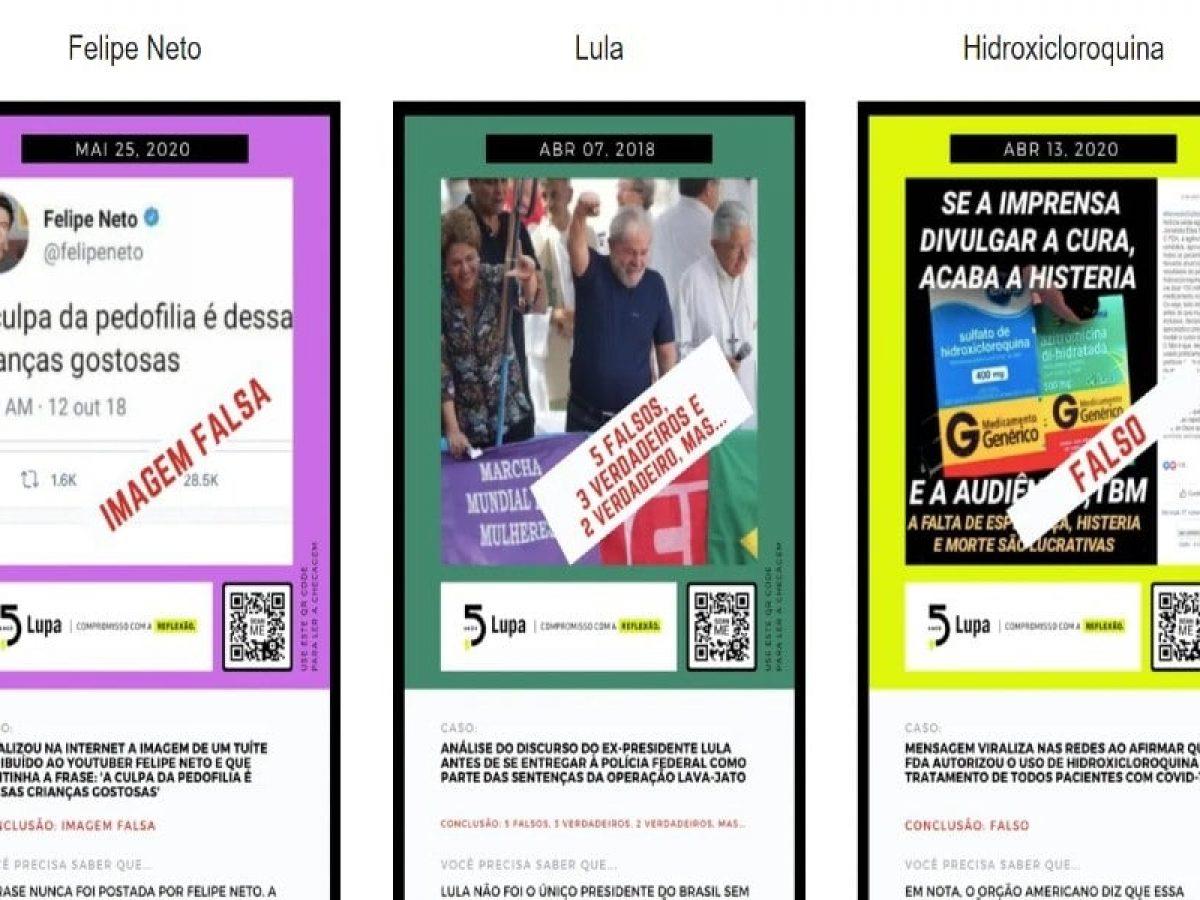 Agências de checagem de informação criam NFTs; Lupa vende dois