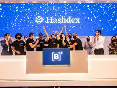 Hashdex recebe investimentos de Coinbase, Softbank e Valor Capital