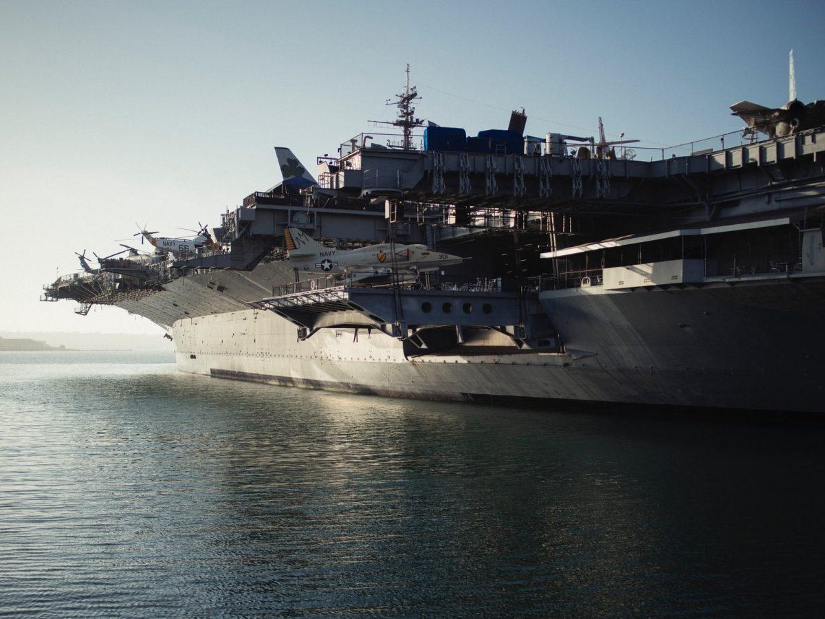 Marinha dos EUA fecha contrato de US$ 1,5 milhão para usar blockchain