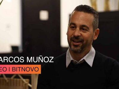 Marcos Muñoz, o empresário que vende criptomoedas em supermercados e lojas