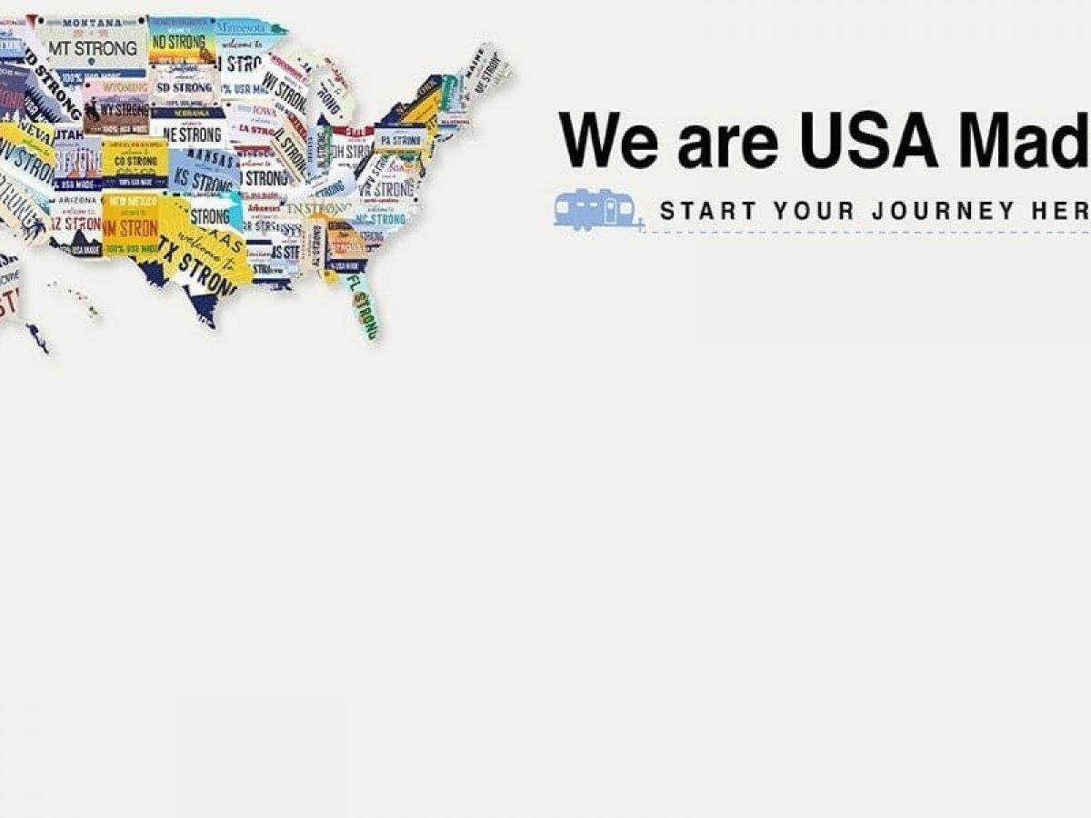 usastrong.io usa blockchain para garantir que produtos são feitos nos EUA